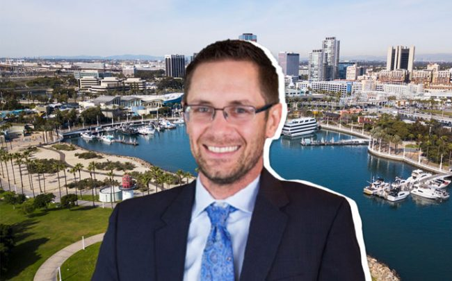 Troy Palmquist is expanding The Address into Long Beach with local agent Andy Dane Carter his first hire