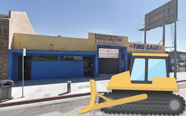 5144 South Crenshaw Boulevard (Credit: Google Maps)