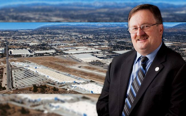 Riverside County Supervisor Kevin Jeffries (Credit: Inland Valley Development Agency, Riverside County)