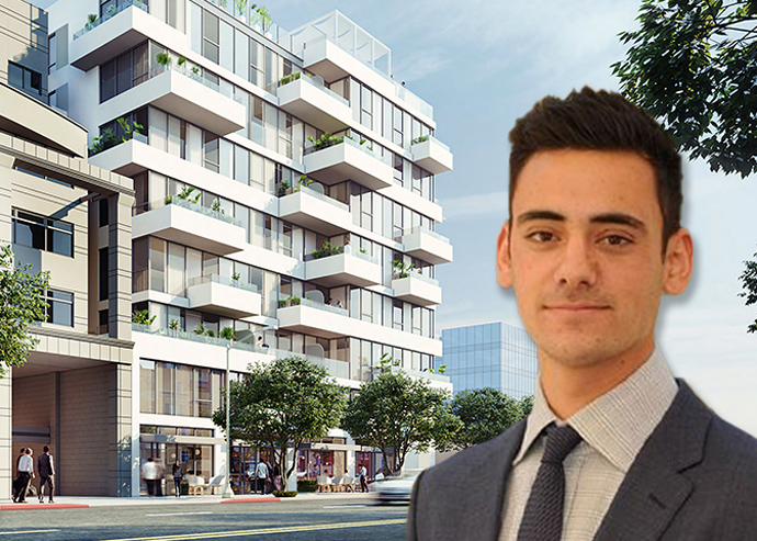 Adam Shekhter and the 1415 5th Street project