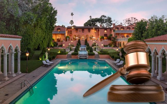 A judge will let Hearst estate be used as cash collateral (Credit: iStock)