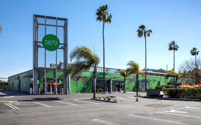 Jefferson Creative Campus sells for $169M in Culver City (Credit: Newmark Knight Frank)