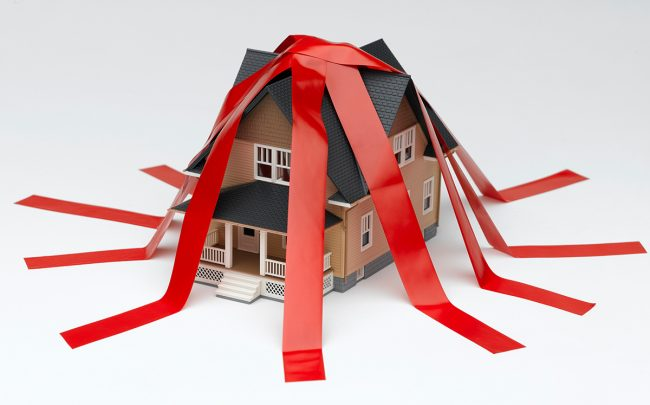 Regulatory fees are culprit in housing building costs (Credit: iStock)