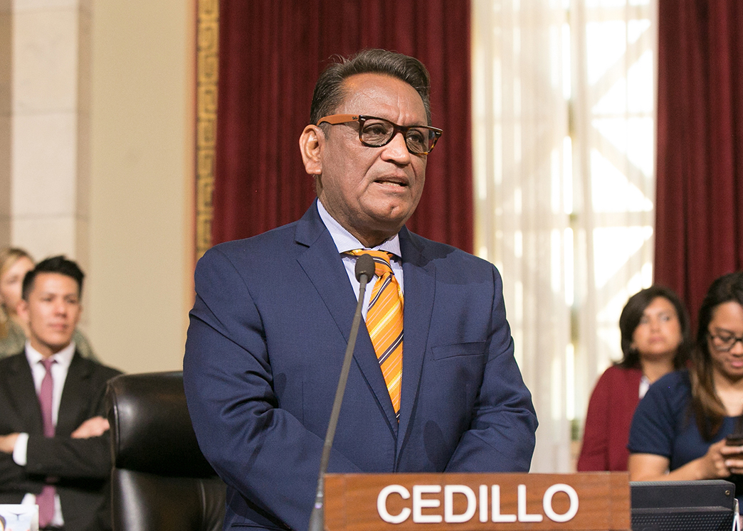 Councilman Gil Cedillo (Credit: Getty Images)