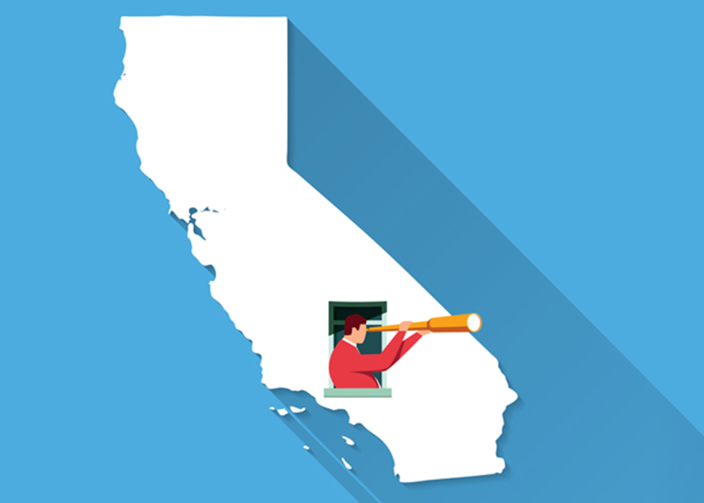 Institutional investment in Los Angeles is lagging