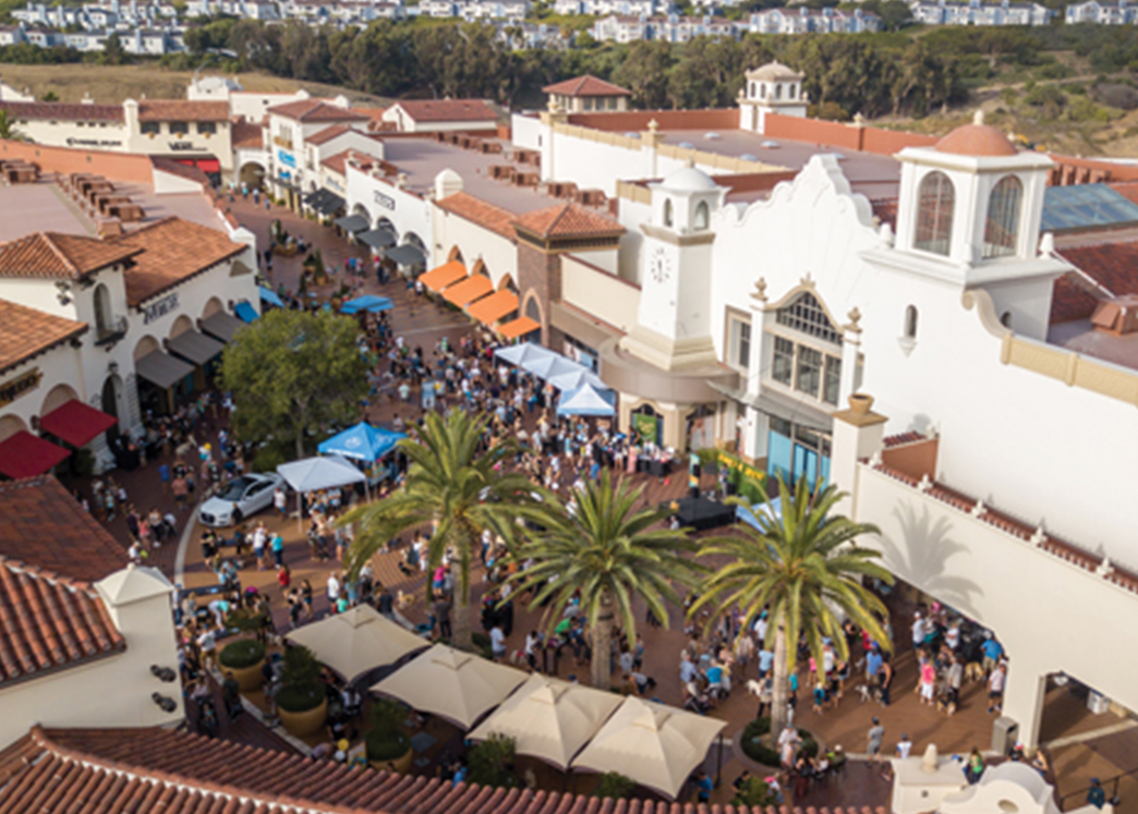 Craig Realty Group's Outlets at San Clemente is one of the newest projects in the area.