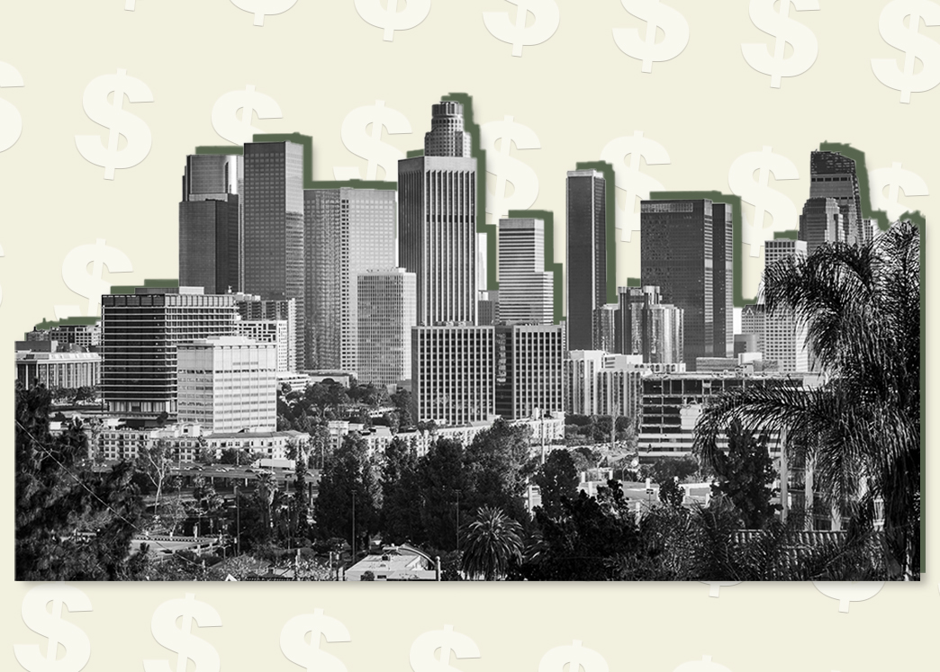 Los Angeles County dominates the US real estate market
