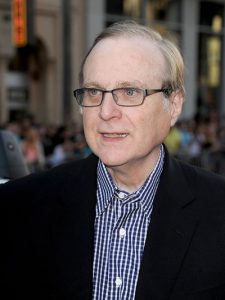 Paul Allen (Credit: Getty Images)