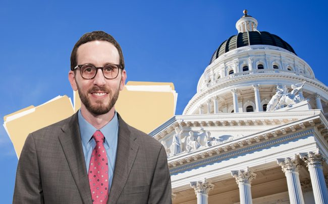 State Senator Scott Wiener (Credit: Miikka Skaffari/Getty Images)