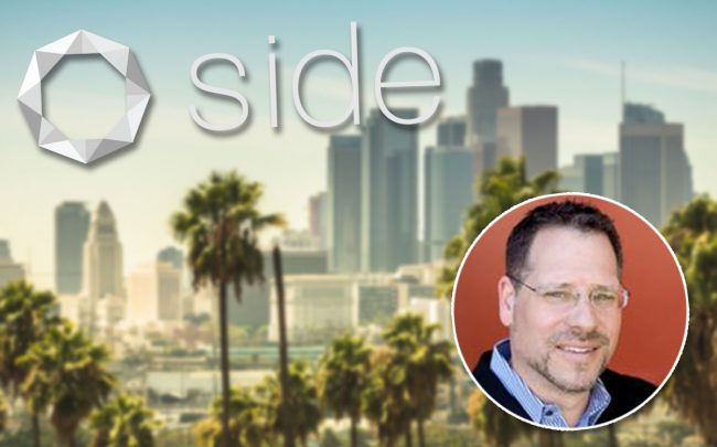 Spencer Krull, Side's new Southern California managing broker
