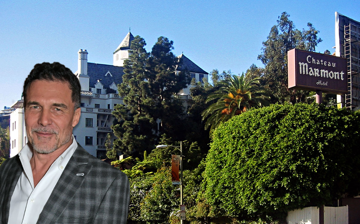 Andre Balazs and the Chateau Marmont