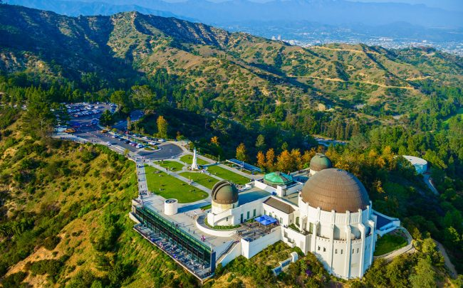 Griffith Park (Credit: iStock)