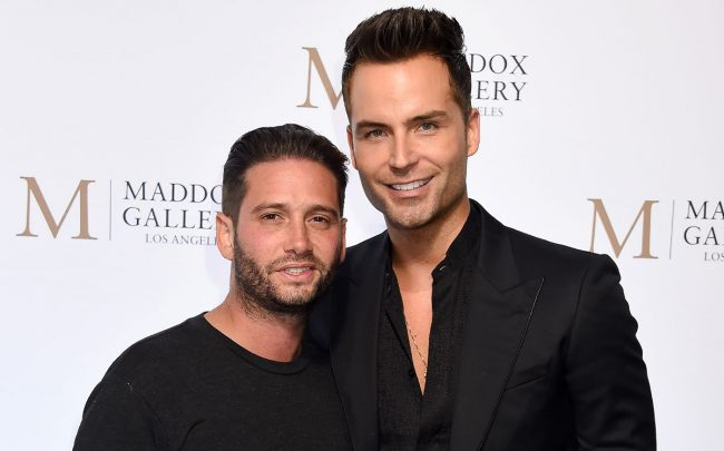 Josh Flagg and Bobby Boyd (Credit: Gregg DeGuire/Getty Images)