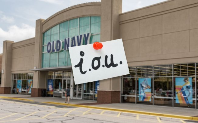 Old Navy is facing two new lawsuits (Credit: iStock)