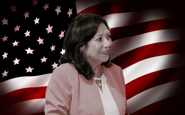 First District Supervisor Hilda Solis (Credit: Rebecca Sapp/Getty Images)