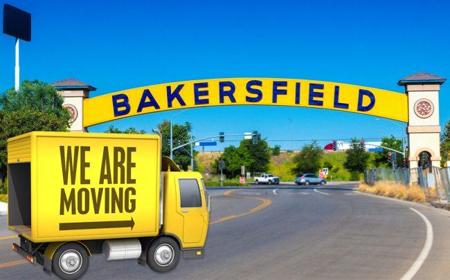 L.A. Residents Buy In Bakersfield For Value (Credit: iStock)