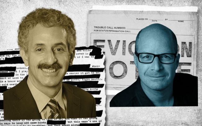 City Attorney Mike Feuer, and Dan Yukelson