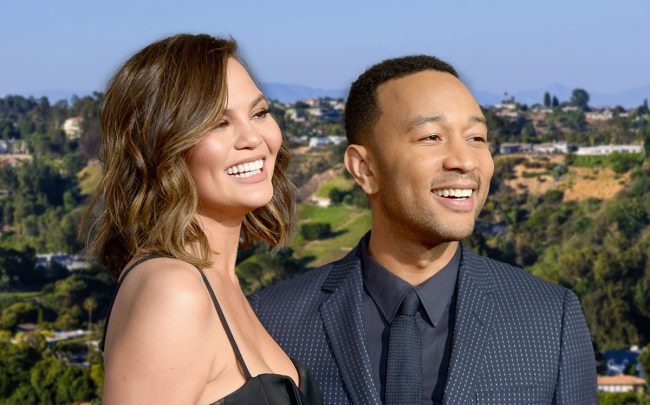 John Legend and Chrissy Teigen (Credit: Charley Gallay/Getty Images)
