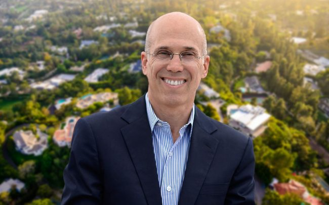 Jeffrey Katzenberg (Credit: Pascal Le Segretain/Getty Images)