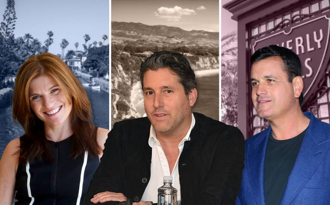 From left: Tami Halton Pardee, Chris Cortazzo, and Kurt Rappaport (Credit: OGUT/Star Max/GC Images via Getty Images, Joshua Blanchard/Getty Images, and Anne Cusack/Los Angeles Times via Getty Images)