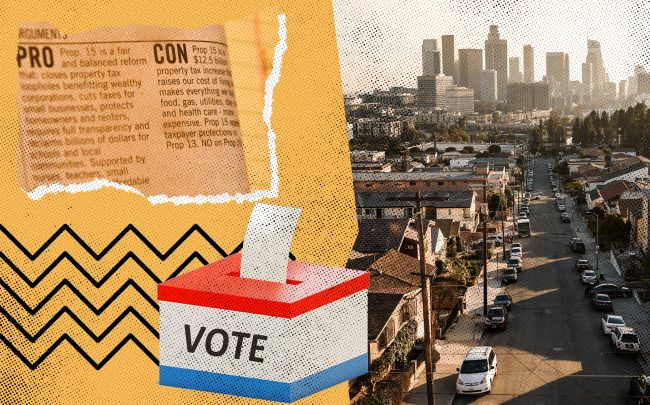 Here's everything you need to know about Prop 15 commercial property tax measure on the Nov. 3 ballot. (iStock)