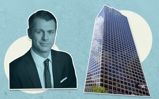 Brookfield CEO Brian Kingston and 725 South Figueroa Street