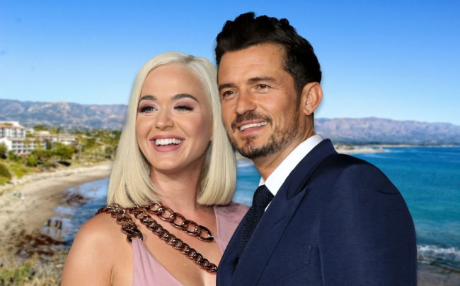 Katy Perry and Orlando Bloom (Credit: Phillip Faraone/Getty Images)