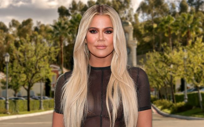 Khloé Kardashian (Credit: Rodin Eckenroth via Getty Images)