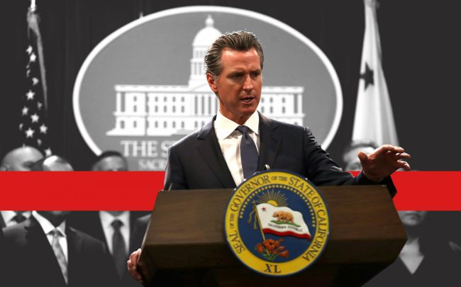 Gov. Gavin Newsom (Getty)