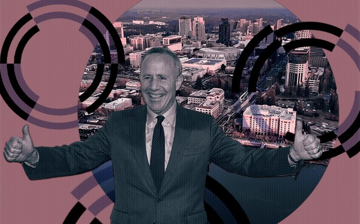 Sacramento Mayor Darrell Steinberg (Getty, iStock)