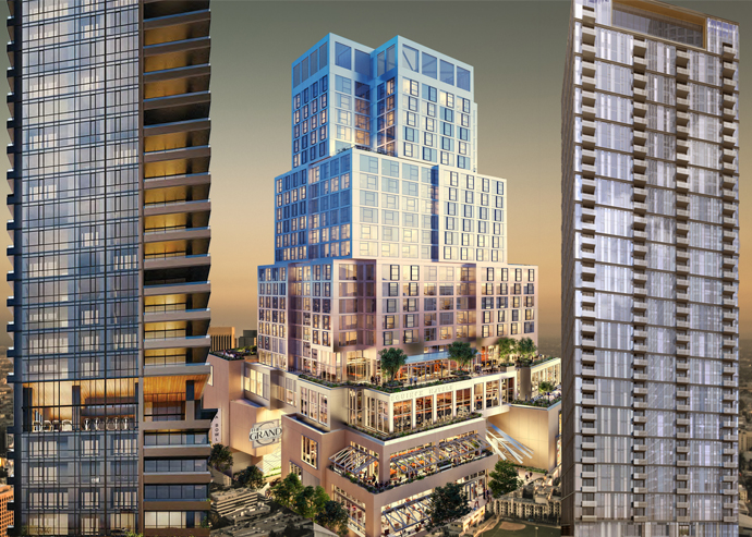 Here's How Downtown LA's Real Estate Market Fared in 2020