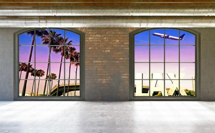 LAX industrial rent prices are $11.73 per square foot. (iStock)