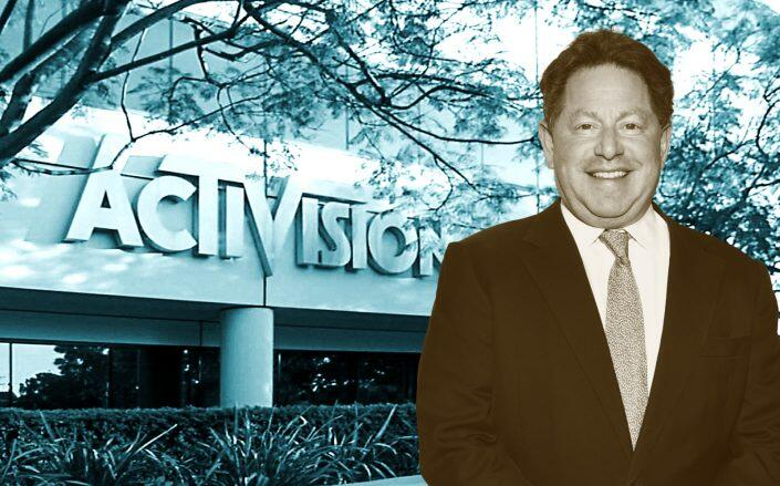 Activision Blizzard CEO Bobby Kotick. (Getty, Activision)