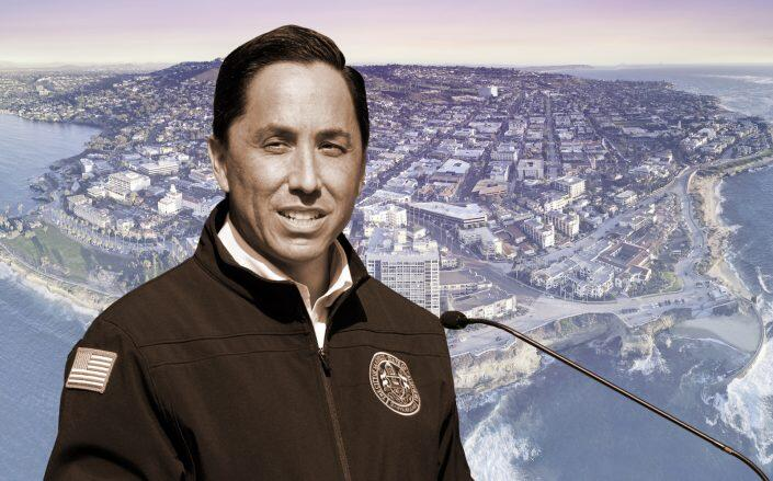 San Diego Mayor Todd Gloria (Getty)