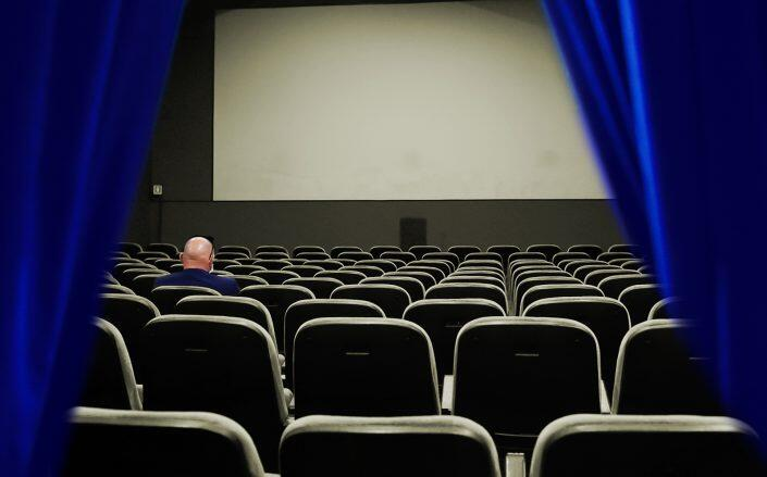Theaters can now operate at 50% capacity (Getty)