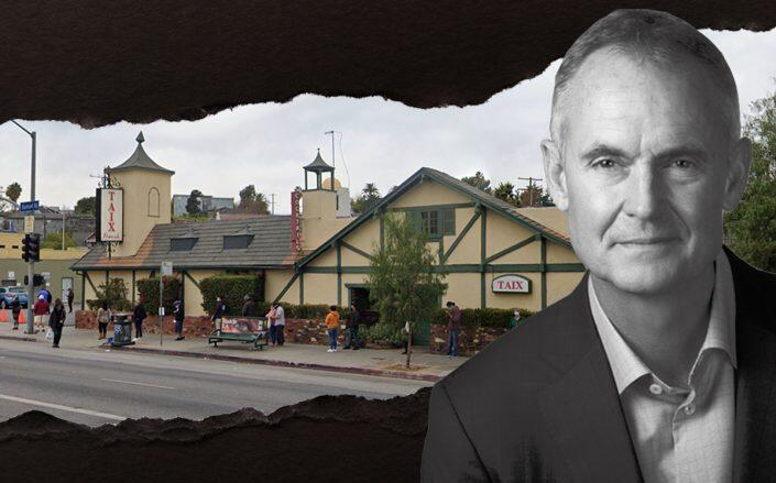 Taix French Restaurant and Holland Partner Group's Clyde Holland (Google Maps)