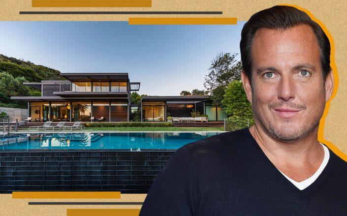 Will Arnett and his Beverly Hills Post Office home (Getty, Reddymade)