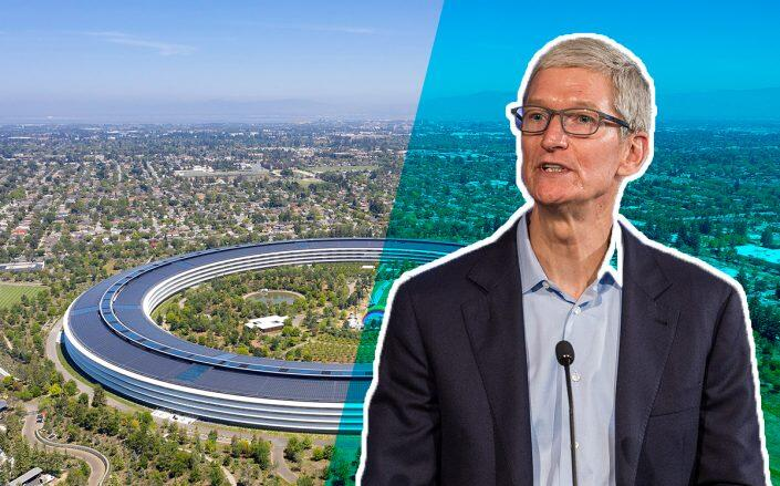 Apple delays return to office by a month