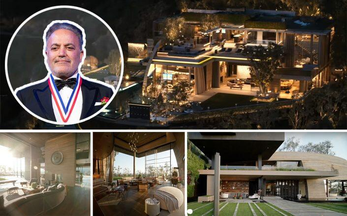 Ardie Tavangarian sells Pacific Palisades spec mansion for record $83M