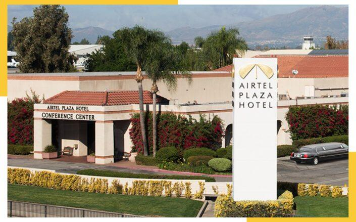 The Airtel Plaza Hotel at Van Nuys Airport (Airtel Plaza Hotel)