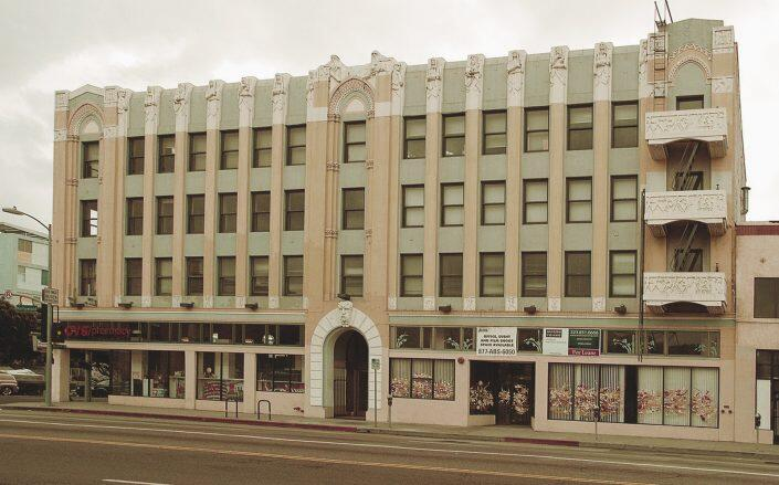 The Hollywood & Western Building (WikiMedia via Downtowngal)