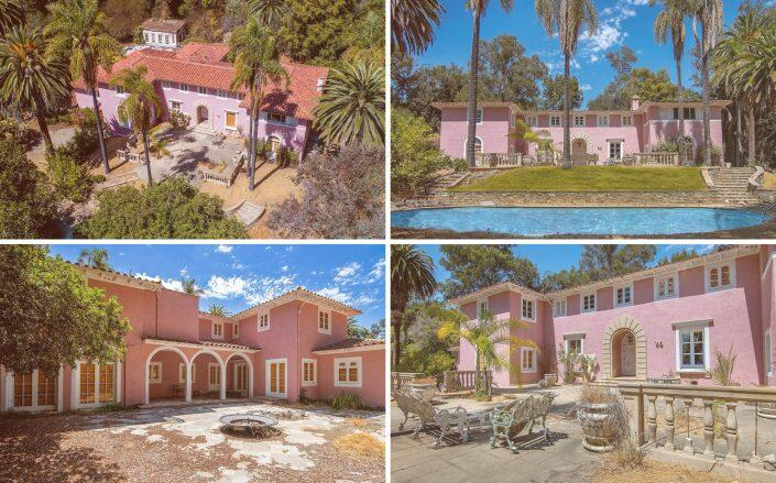 The Holmby Hills house (Coldwell Banker Realty)