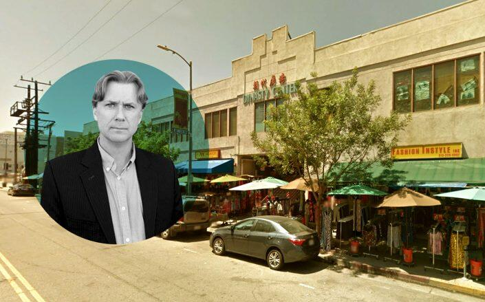 Redcar Properties CEO Jim Jacobsen with Dynasty Center (Google Maps, Industry Partners)