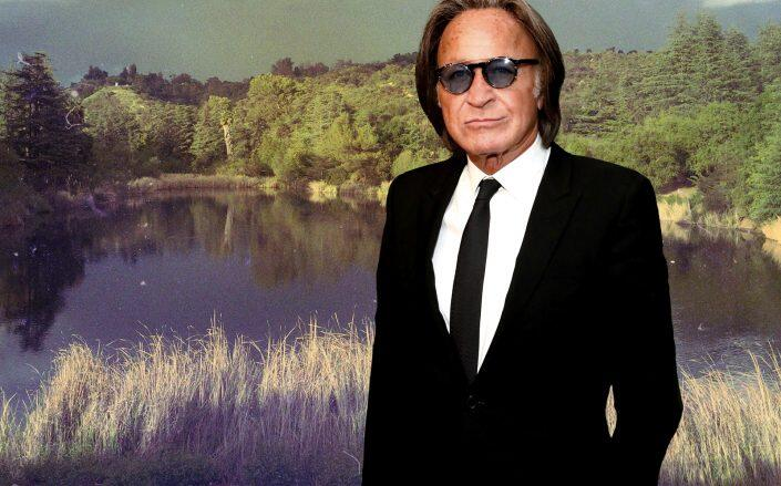 Mohamed Hadid and Franklin Canyon Park (Getty, Mountains Recreation and Conservation Authority)