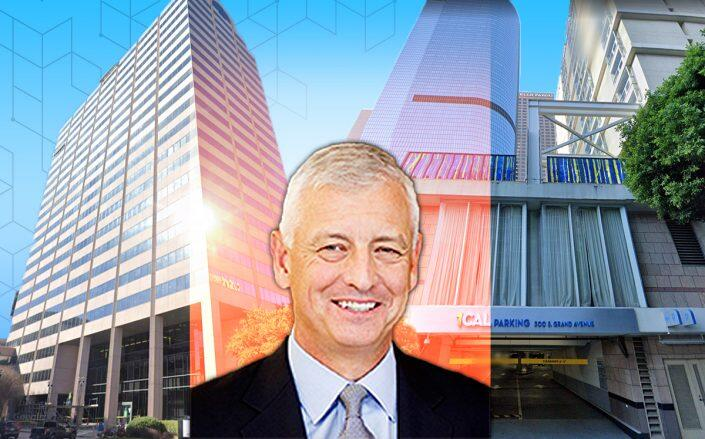 AECOM to move corporate HQ out of LA