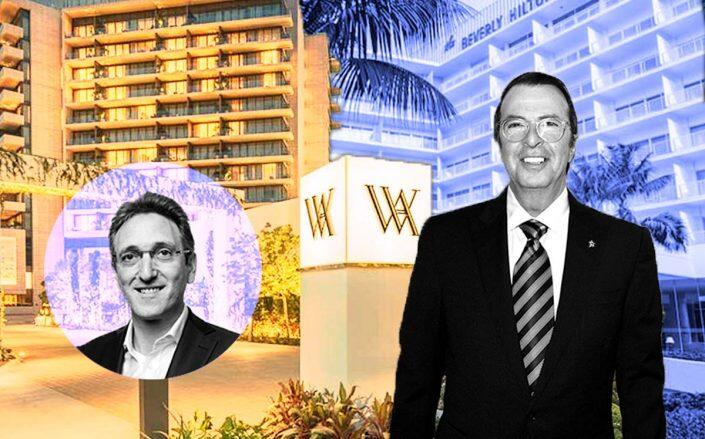 Beny Alagem, Cain International get $500M in refinancing for One Beverly Hills hotels