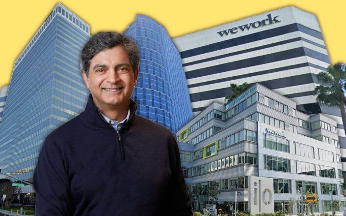 WeWork looks to fill 350K sf of vacant LA office space