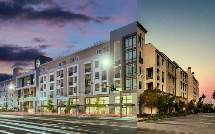 The Altana and Renaissance; Two buildings that the CSCD were involved with in the past year (Waterford, The Renaissance)