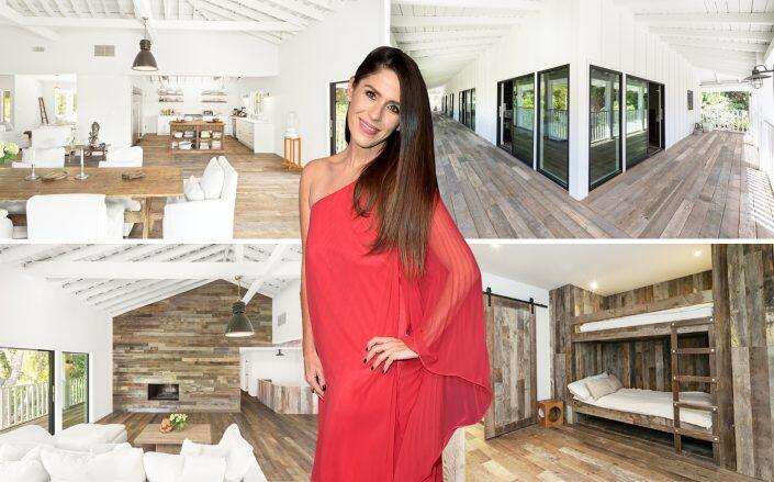 Soleil Moon Frye and the property (Getty, The Society Group)