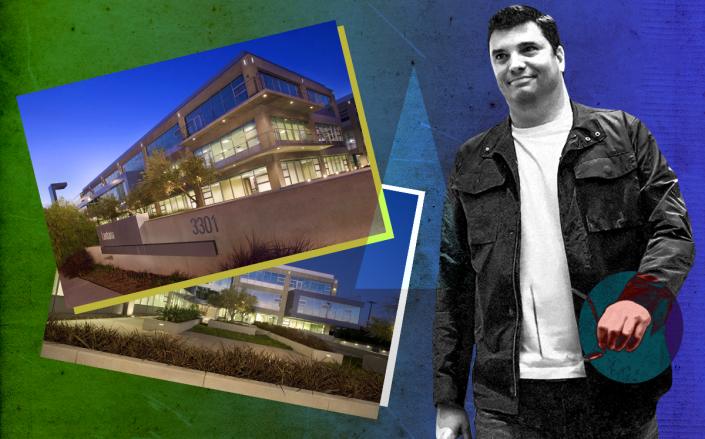 Lantana Entertainment Media Campus and Riot Games CEO Nicolo Laurent (EYRC, Getty)